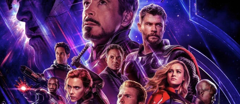 Avengers Endgame Plakaty Z Herosami Powraca Znana Postać