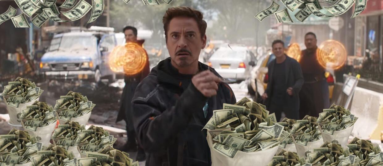 Avengers: Infinity War rekordowy weekend