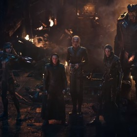 Black Order w Avengers: Infinity War