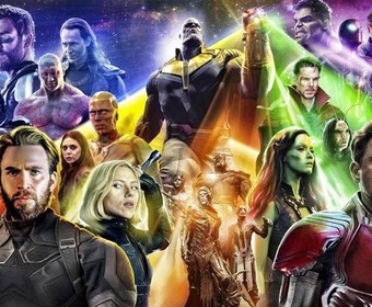Avengers: Infinity War - plakat