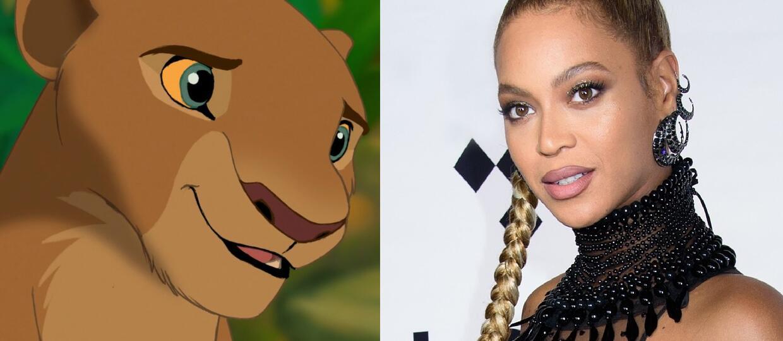 """Beyonce będzie Nalą w aktorskim """"Królu Lwie""""?"""
