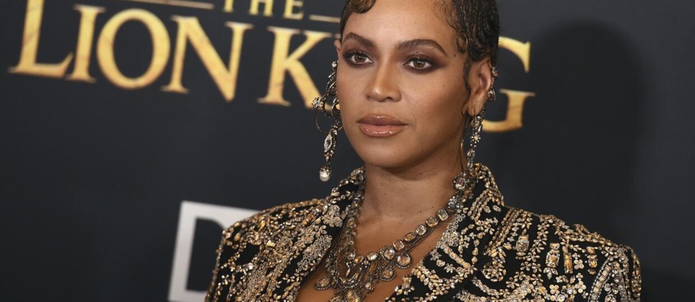 Beyonce z utworem z Króla Lwa