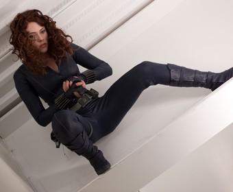 Scarlett Johnasson (Iron Man 2)