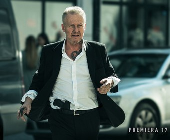 """Bogusław Linda powraca jako Franz Maurer. Zobaczcie zdjęcia z filmu """"Psy 3. W imię zasad"""""""