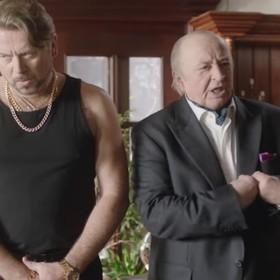 Bohdan Łazuka i Michał Milowicz powracają do swoich kultowych ról w nowej reklamie