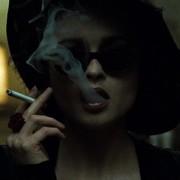 "Helena Bonham Carter jako Marla Singer ""Fight Club"""