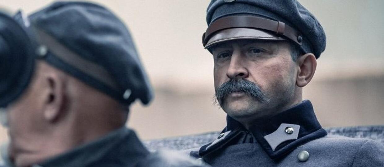 Borys Szyc jako Józef Piłsudski