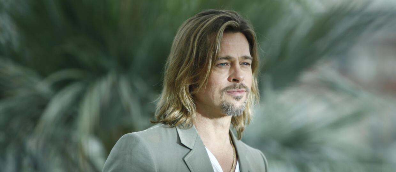 """Brad Pitt twarzą """"Straight Pride Parade"""""""