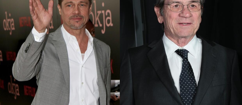 Brad Pitt i Tommy Lee Jones polecą na ekranie w kosmos