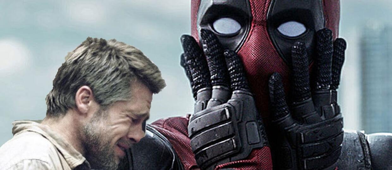 """Brad Pitt jednak nie zagra w """"Deadpoolu 2""""?"""