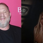 """Harvey Weinstein, """"Carrie"""""""