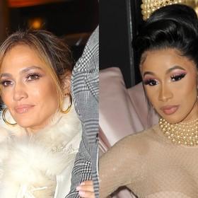 Jennifer Lopez i Cardi B
