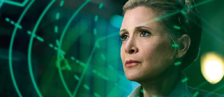 """Carrie Fisher pojawi się w """"Gwiezdnych wojnach: Epizodzie VIII"""""""