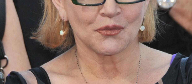 Carrie Fisher przedawkowała kokainę, heroinę i morfinę?