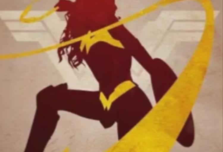 """Wonder Woman na chińskich plakatach """"Ligi Sprawiedliwości"""""""