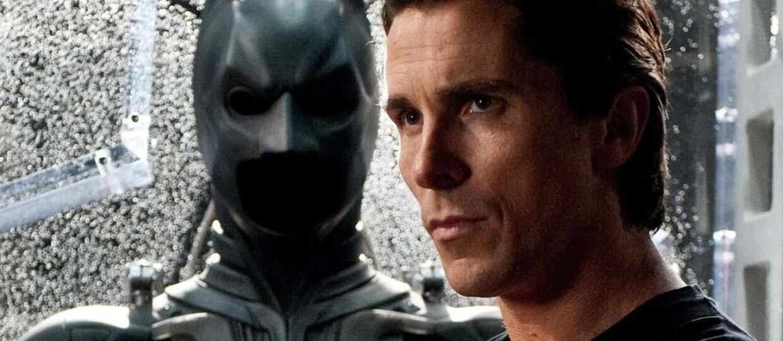 Christian Bale: Nie jestem zadowolony z roli Batmana