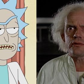 Rick i Morty, Doktor Brown