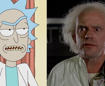 Rick i Morty, Doktor Brown