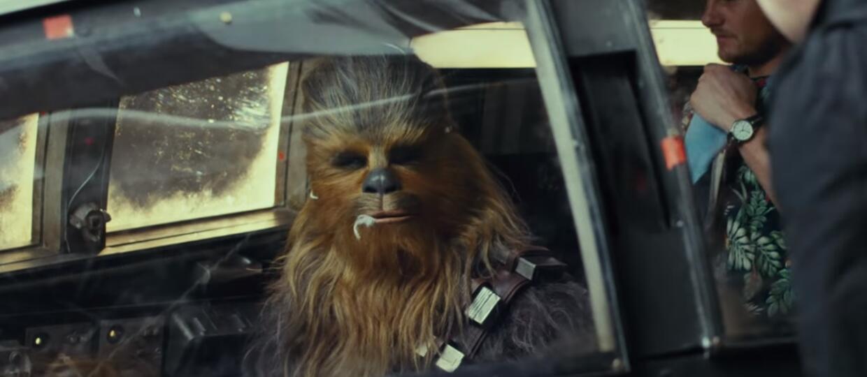 """Czy Chewbacca zjada Porgi w """"Ostatnich Jedi""""?"""