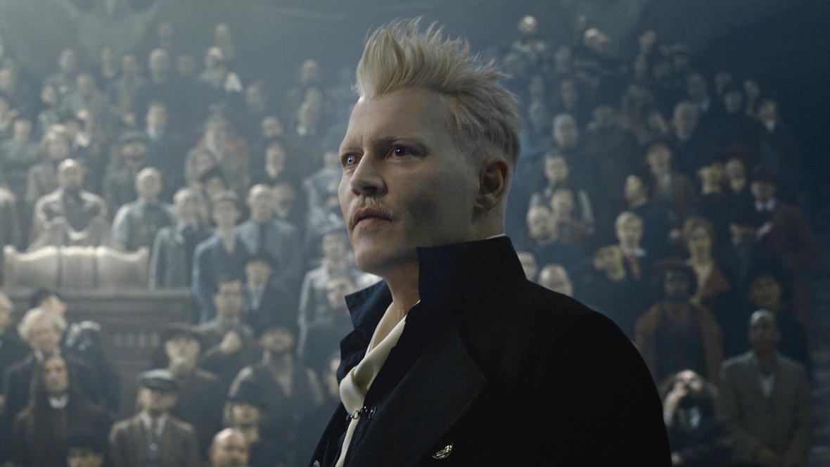 """Czy Johnny Depp wystąpi w filmie """"Fantastyczne zwierzęta 3"""". Aktor odpowiedział"""