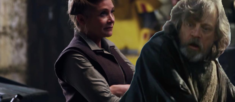 """Czy Luke i Leia spotkają się w filmie """"Gwiezdne Wojny: Ostatni Jedi""""? Rian Johnson zdradza szczegóły VIII epizodu"""