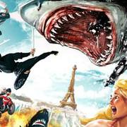 Ninja Sharkbusters in Paris