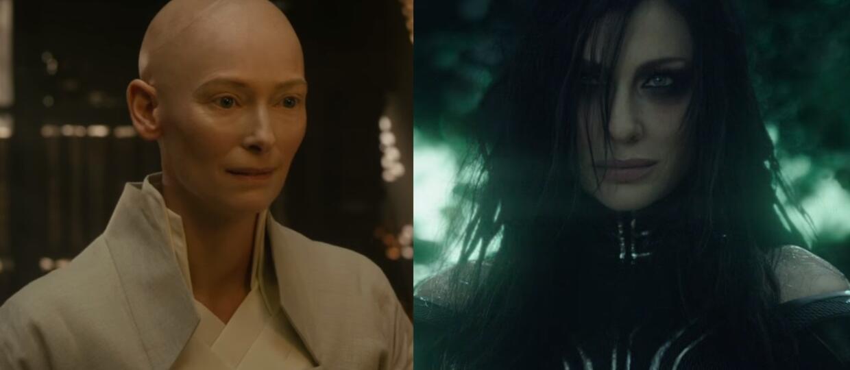 """Czy The Ancient One i Hela powrócą w """"Avengers: Infinity War""""?"""