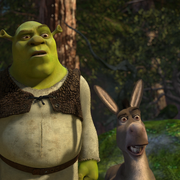 kadr z filmu Shrek