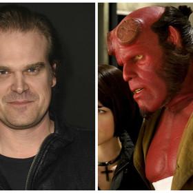 Hellboy, David Harbour
