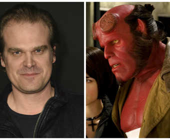 Hellboy, David Harbour