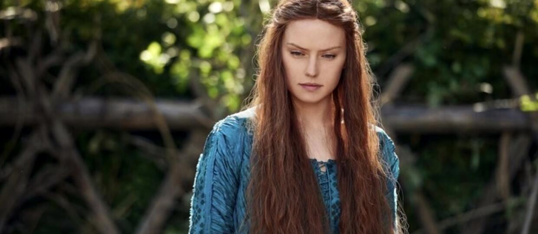Daisy Ridley jako Ofelia