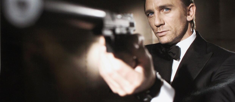 Daniel Craig drugim agentem 007 z najdłuższym stażem
