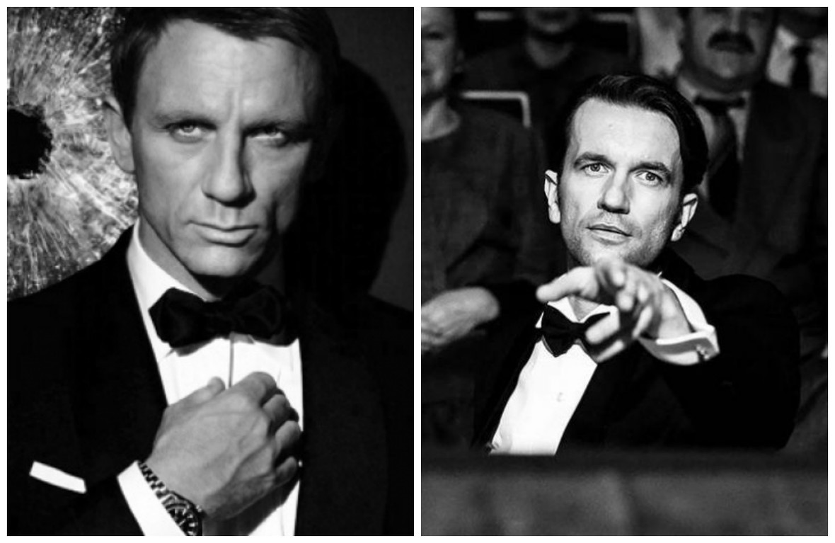"""Danny Boyle zrezygnował z """"Bonda 25"""" przez Tomasza Kota?"""