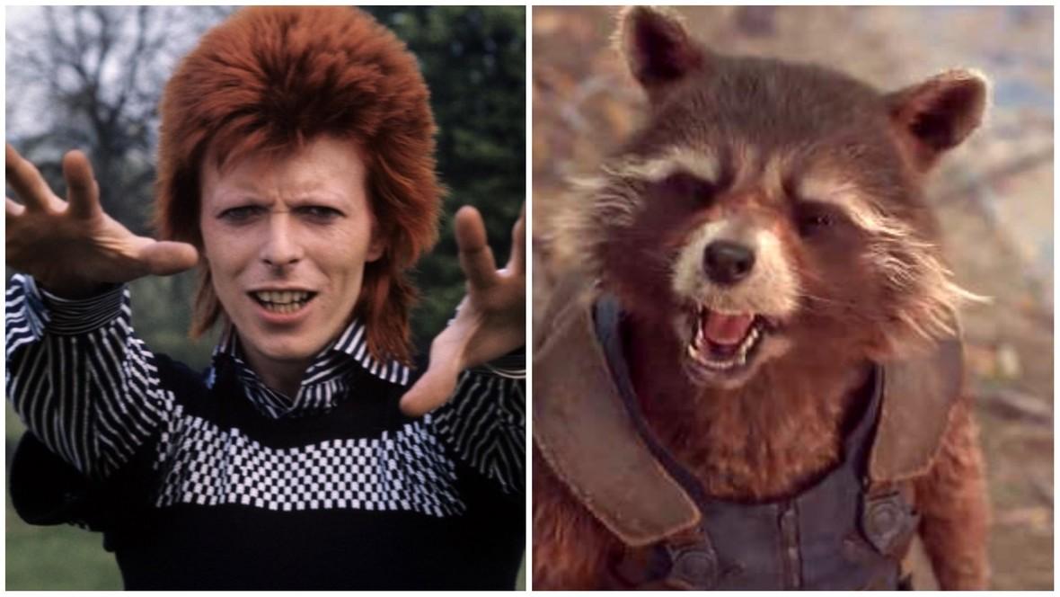 """David Bowie miał zagrać w """"Strażnikach Galaktyki vol. 2"""""""