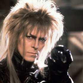 """David Bowie powróci jako Król Goblinów w komiksach na motywach """"Labiryntu"""""""