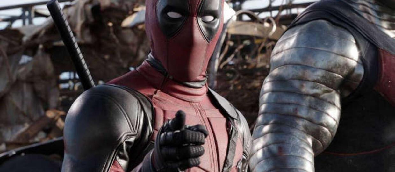 """""""Deadpool"""" pobił """"Pięćdziesiąt twarzy Greya"""""""