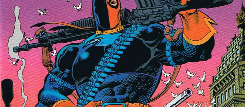 Deathstroke jak żywy! Zobacz Joe Manganiello w kostiumie komiksowego najemnika