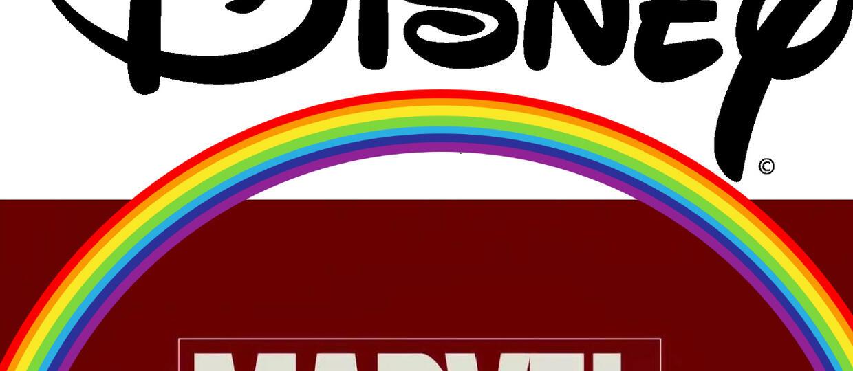 Disney i Marvel w obronie homoseksualistów