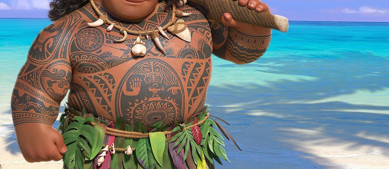 Disney obraził swoim filmem Polinezyjczyków