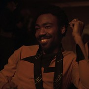 Donald Glover jako Lando
