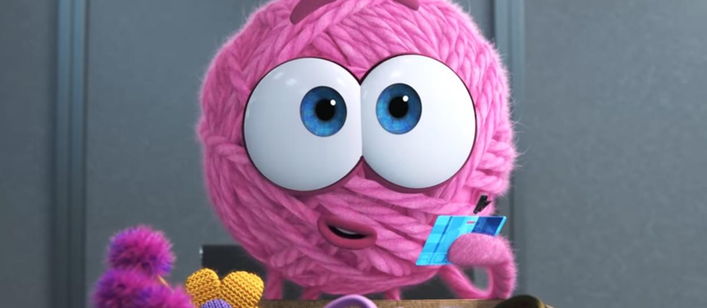 screen youtube Pixar
