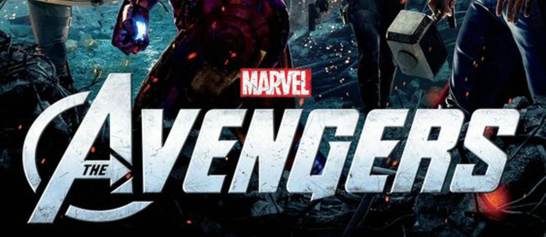 Avengers, logo,