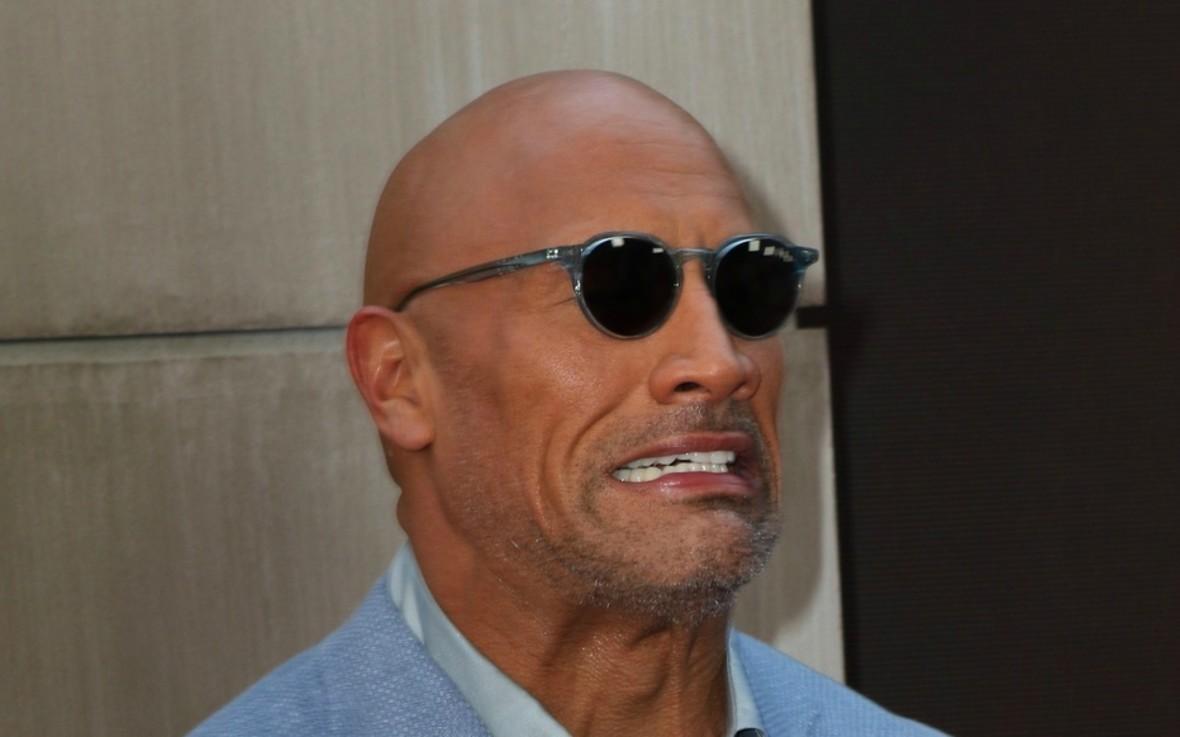 """Dwayne Johnson zagra legendarną czarnoskórą postać w filmie Netfliksa """"John Henry and the Statesmen"""". Aktor został skrytykowany"""