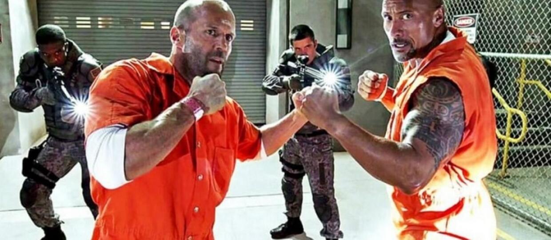 """Dwayne """"The Rock"""" Johnson zaprezentował nową postać ze spin-offu """"Szybkich i wściekłych"""""""
