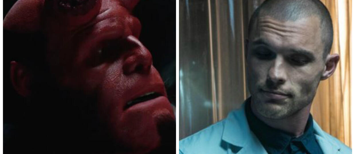 Hellboy, Ed Skrein