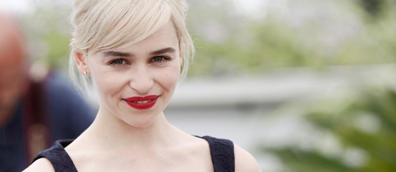 Emilia Clarke załamanie nerwowe