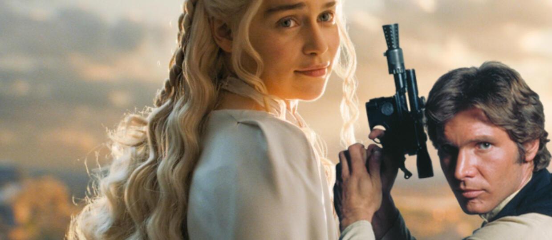 """Emilia Clarke z """"Gry o tron"""" w filmie o Hanie Solo"""