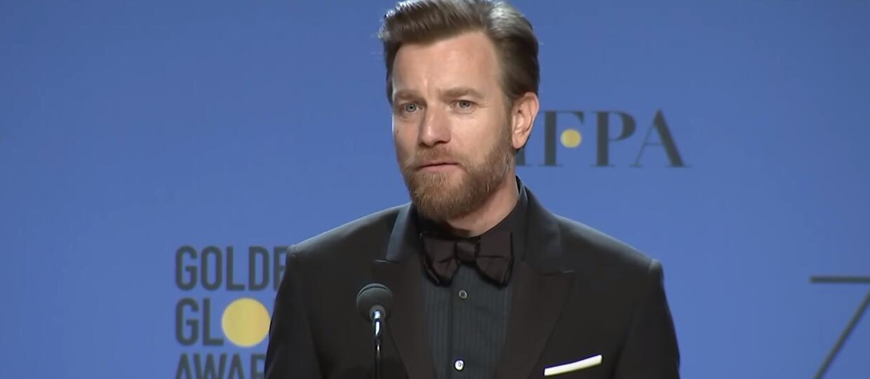 Ewan McGregor o swoim udziale w solowym filmie Obi-Wana Kenobiego