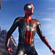 Tom Holland jako Spider-Man
