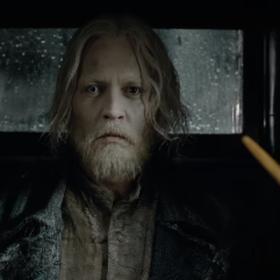 Johnny Depp (Fantastyczne zwierzęta: Zbrodnie Grindelwalda)